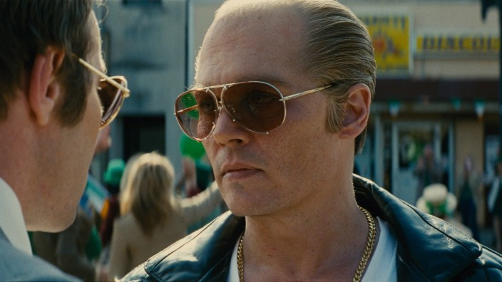 Black Mass mit Johnny Depp