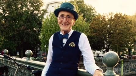 Ältester Hipster Deutschlands