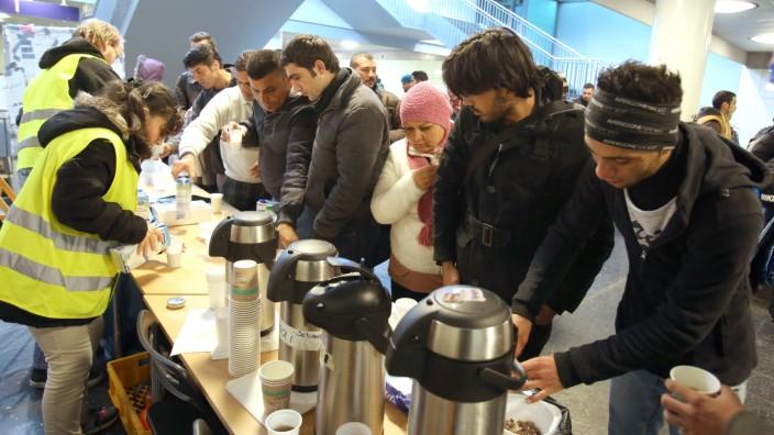 Flüchtlinge in MV