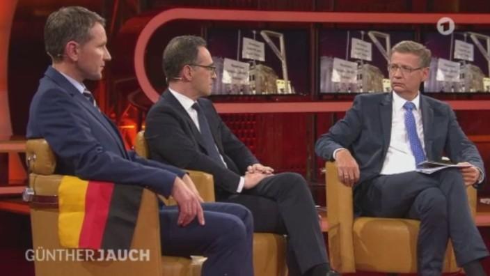 ARD-Talksendung 'Günther Jauch'