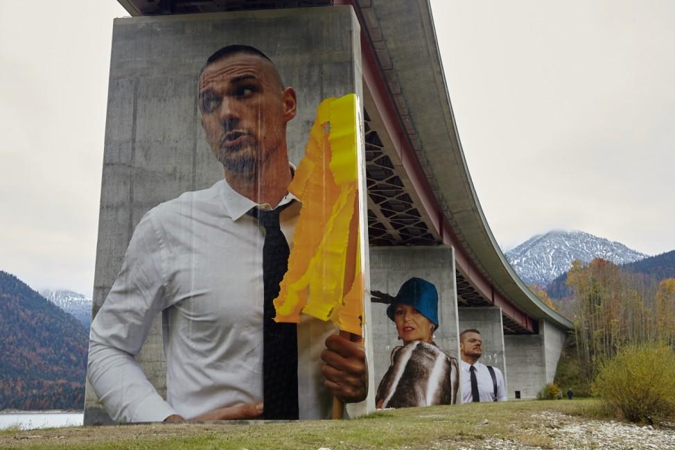 Streetart Urban Art Sascha Jahn