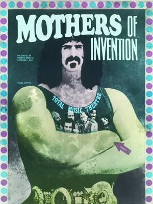 Ausstellung Essen Zappa Frank