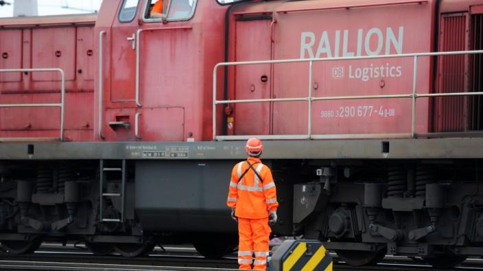 Lärmschutztag der Deutschen Bahn