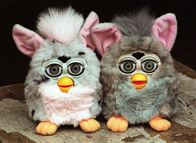 Spielzeug Furby von US-Geheimdienst verbannt