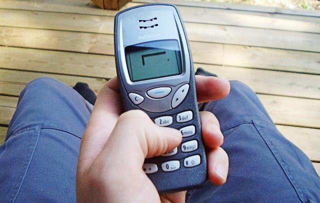 Nokia Handy Spiel Snake