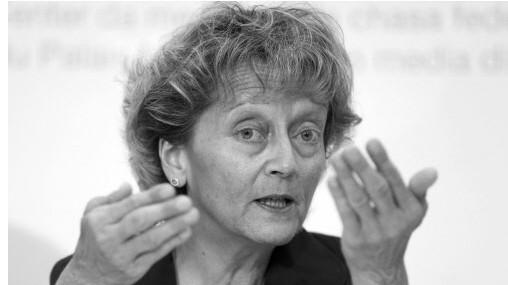 Swiss Finance Minister