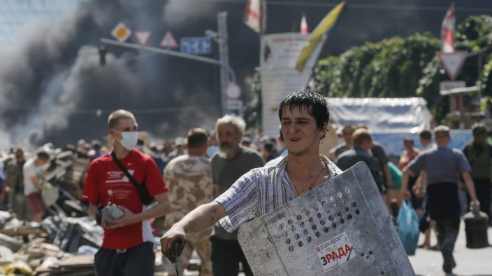 Kiew Maidan