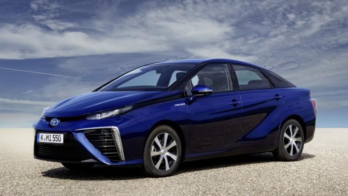 Der neue Toyota Mirai