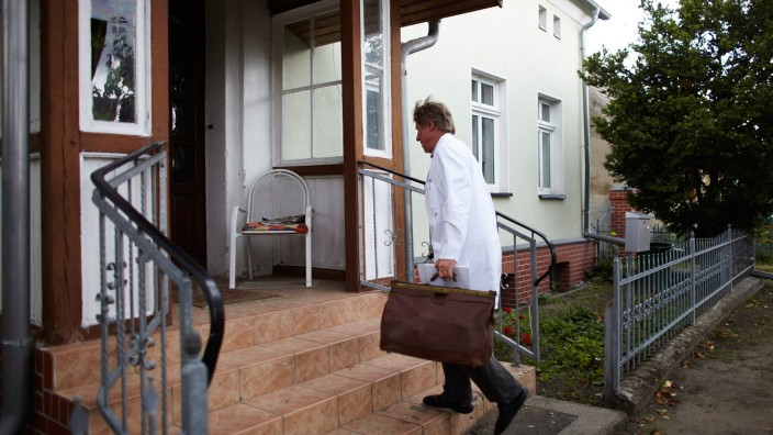 Eastern Germany Faces Shortage Of Country Doctors