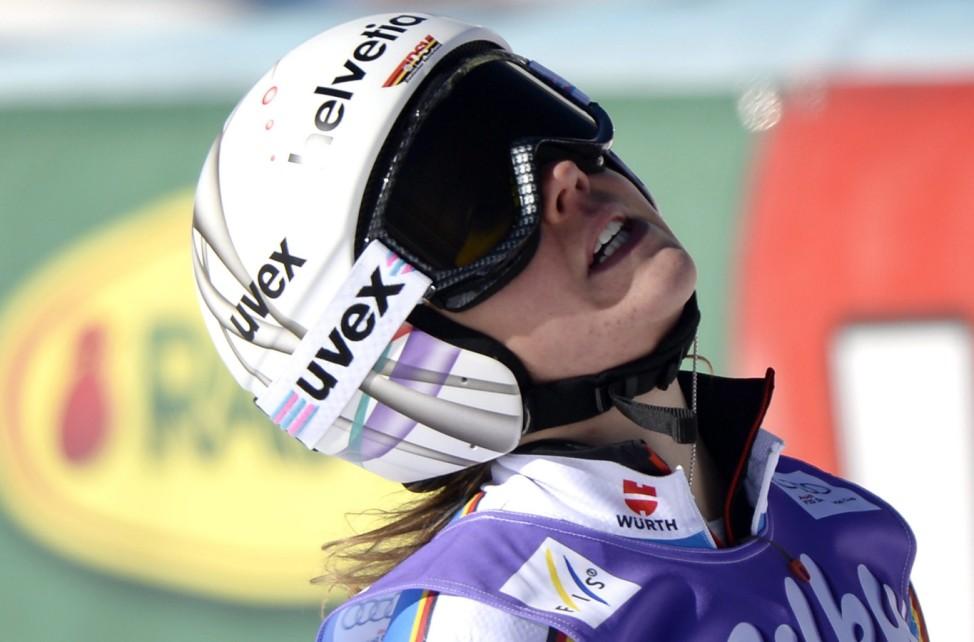 Alpine Skiing World Cup 2015/2016 season opener in Soelden