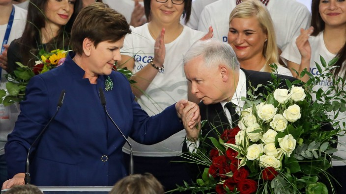 Parliamentary elections in Poland