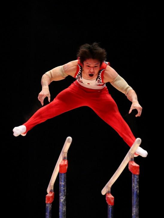 2015 World Artistic Gymnastics Championships - Day Three