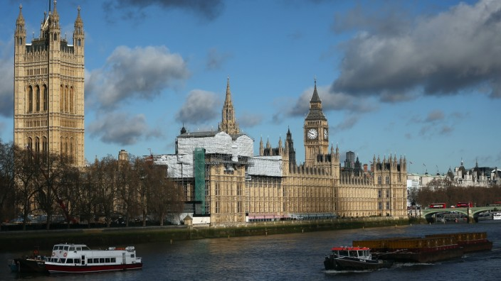 House Of Commons Speaker Warns Of Extensive Renovations Needed At Houses Of Parliament