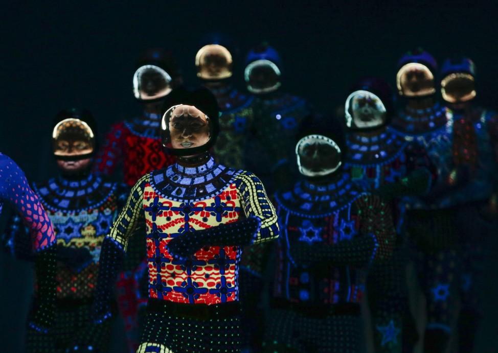 Totem tour by Cirque Du Soleil in Singapore