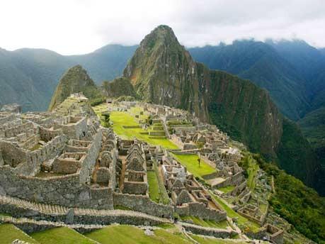 Machu Picchu;Reuters