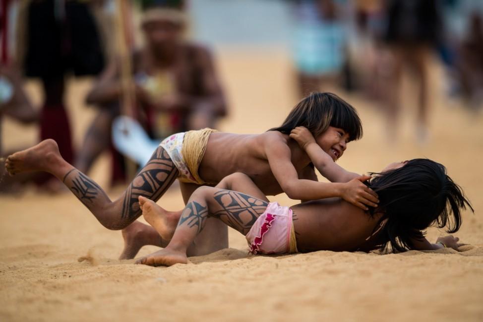 I World Indigenous Games Brazil 2015