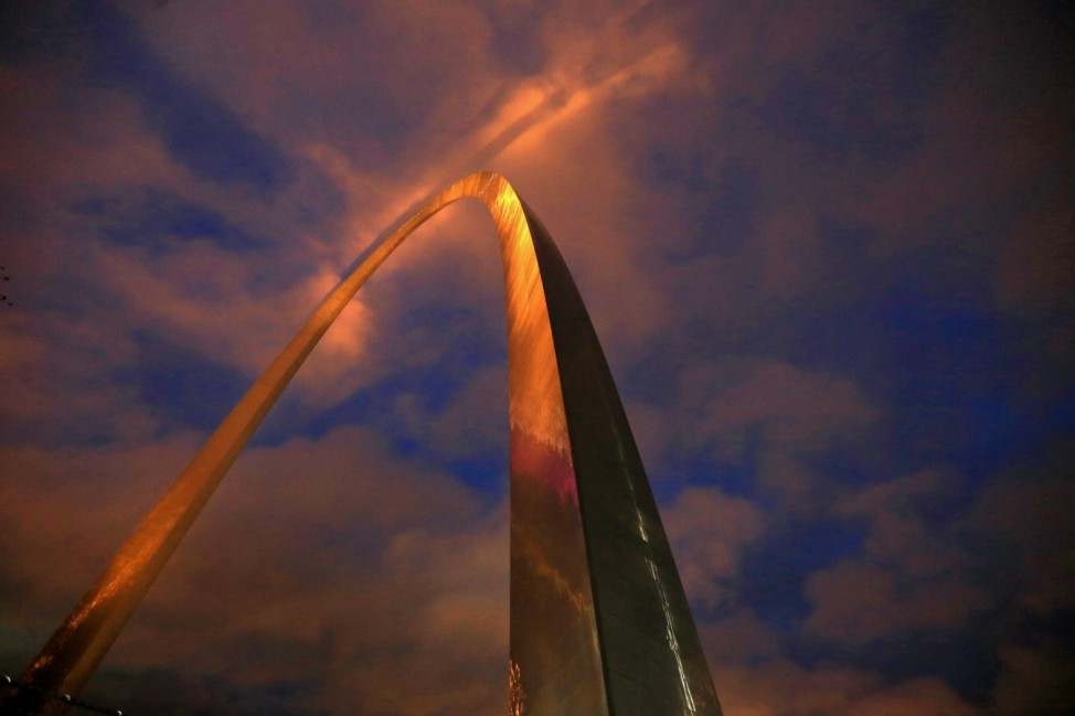 The Arch turns 50