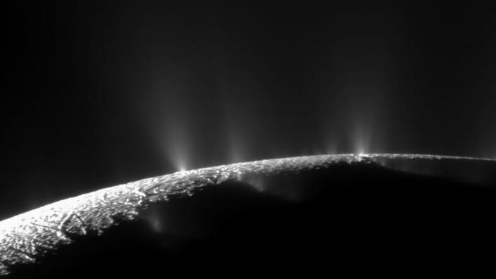 Saturnmond Enceladus