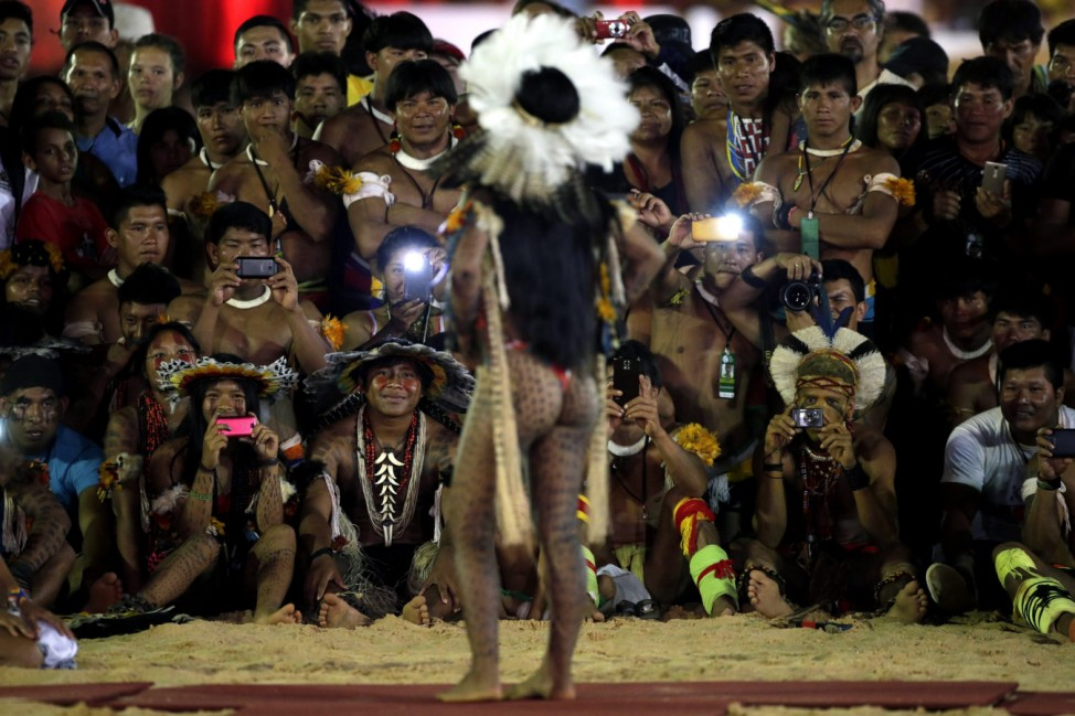 World Indigenous Games in Brazil
