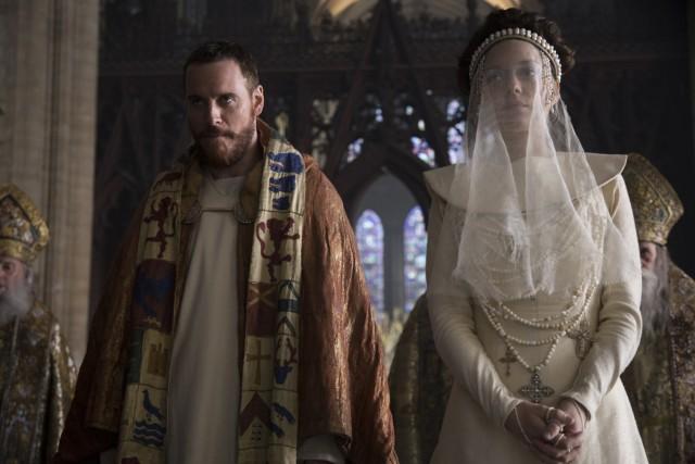 Der Film 'Macbeth' kommt am 29. Oktober in die Kinos