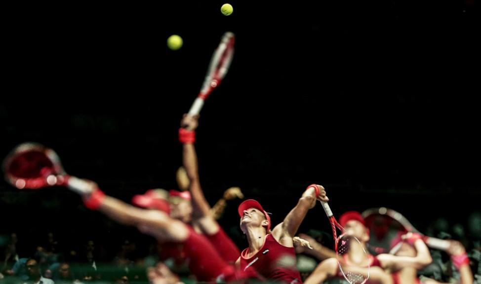 BNP Paribas WTA Finals 2015 in Singapore