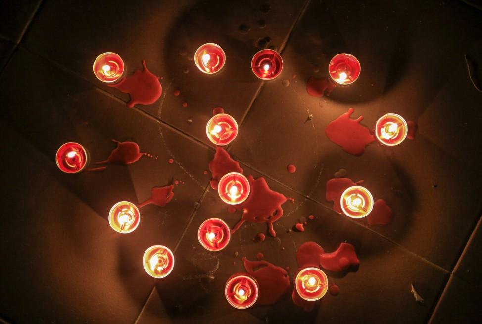 Myanmar Thadinkyut lighting festival