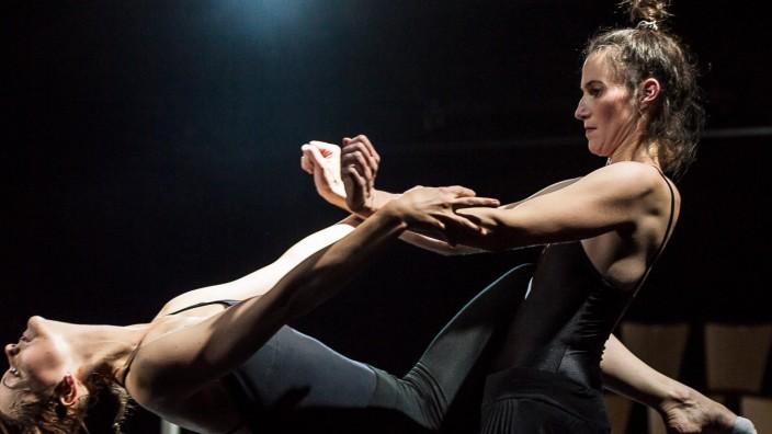 Tanztheater Maria Stuart in Wasserburg 2015 - Belacqua