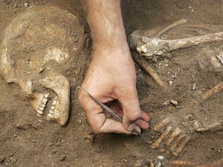 Ausgrabungen;Reuters