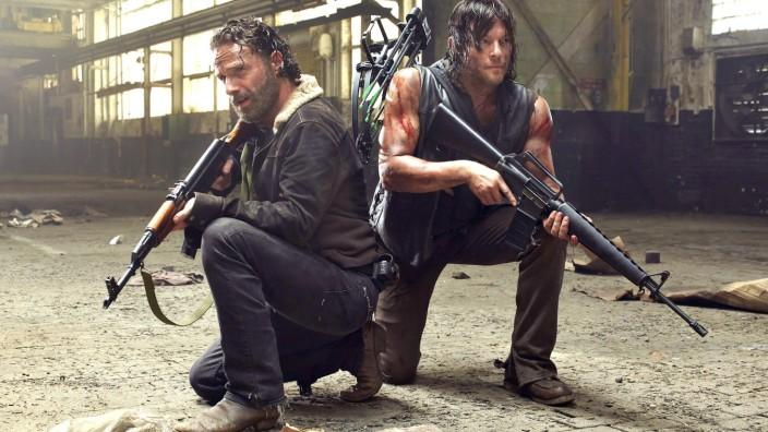 Fünfte Staffel 'The Walking Dead'