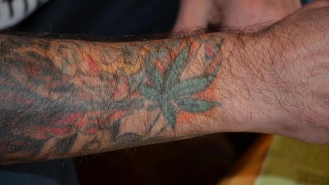 Karl Huber: Cannabis gegen Alkoholsucht