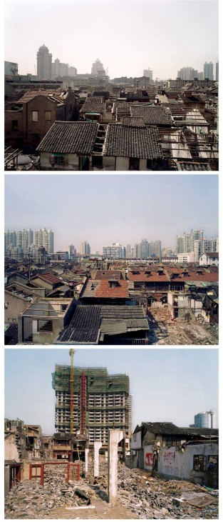 Aus der Serie Provisional Landscapes, 2002-2008 (Detail)
