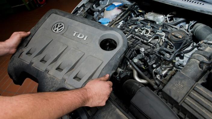 VW-Motor EA 189