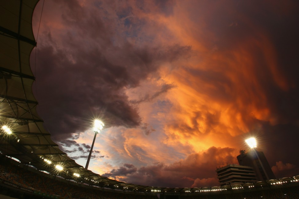 Australia v New Zealand - 1st Test: Day 3