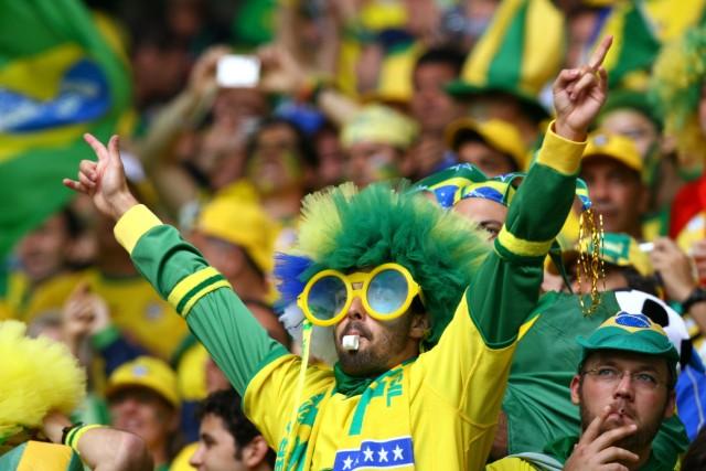 Fussball WM 2006  / BRASILIEN - GHANA 3-0