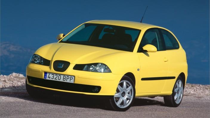 Seat Ibiza 3. Generation