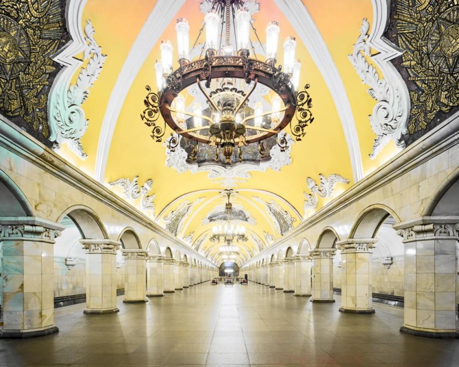 """Station """"Komsomolskaya"""", Moskau, Russland"""