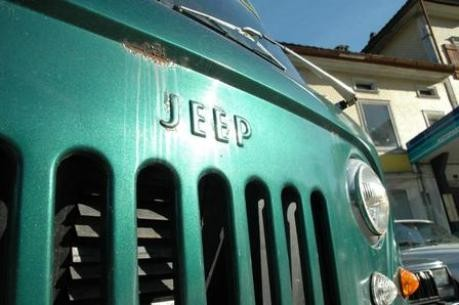 Jeep Forward Control