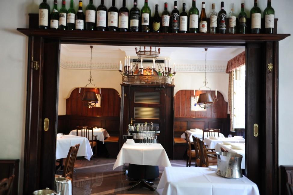 Restaurant Werneckhof in München, 2014