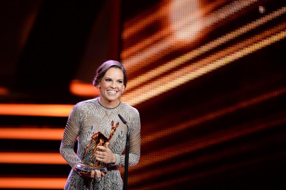 Bambi 2015 - Verleihung