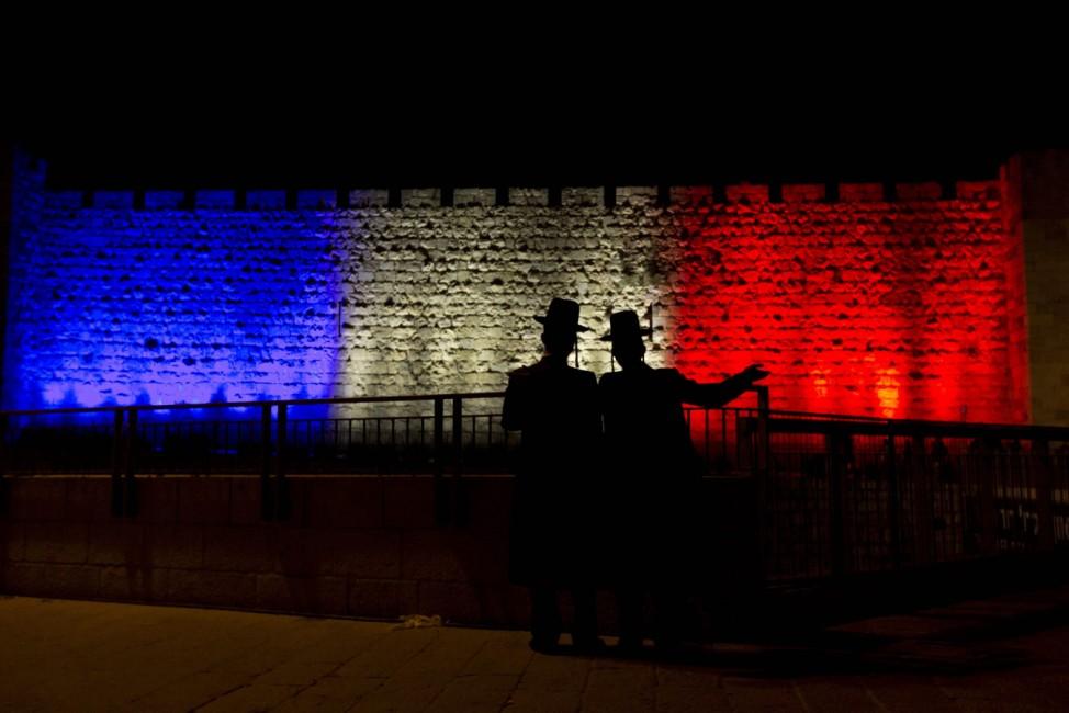 Paris attacks - reaction