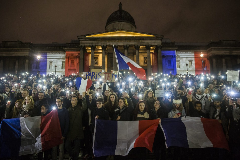 Paris Attacks reaction
