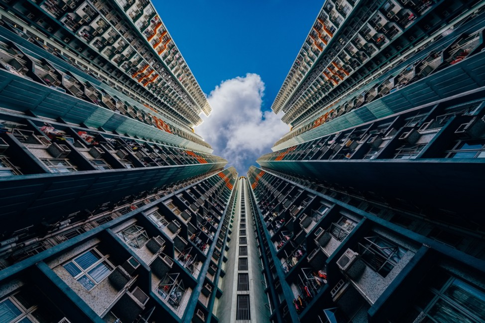 Peter Stewart: Hong Kong Stacked