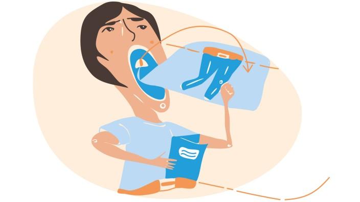 Klassenkampf - der Schulratgeber: Eine große Klappe zielt oft unter die Gürtellinie.