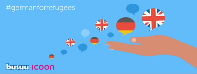 german for refugees