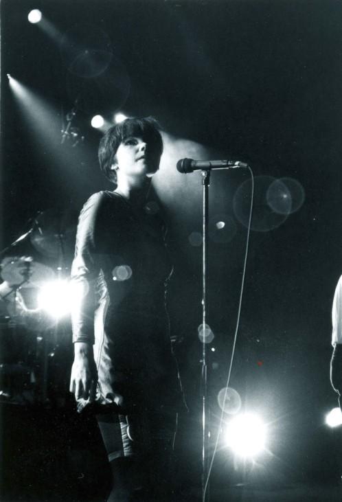 Björk (of the Sugarcubes) in Japan