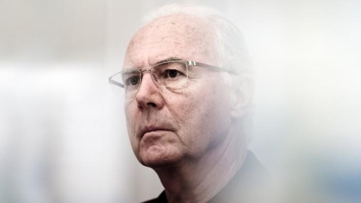München: SZ-Interview FRANZ BECKENBAUER