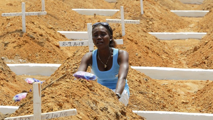 National Memorial Day to remember Ebola victims