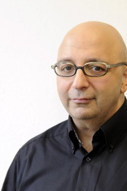 Der Kultursoziologe Armin Nassehi aufgenommen am 11 01 2015 in Köln