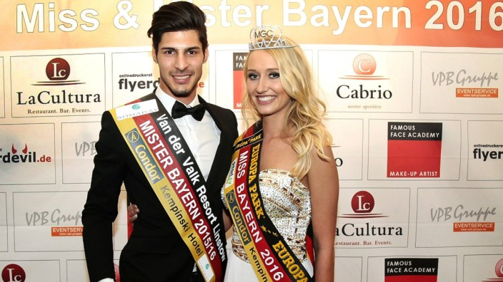 Miss und Mister Bayern