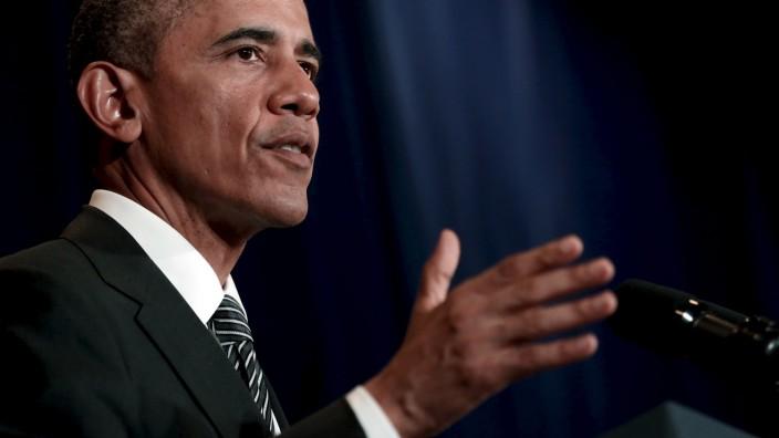 Obama beim Ostasien-Gipfel